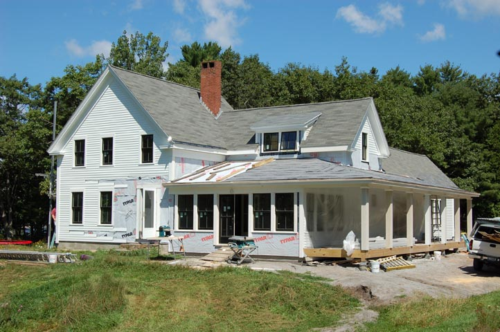 Blog archive farmhouse renovation for Traditional farmhouse house plans