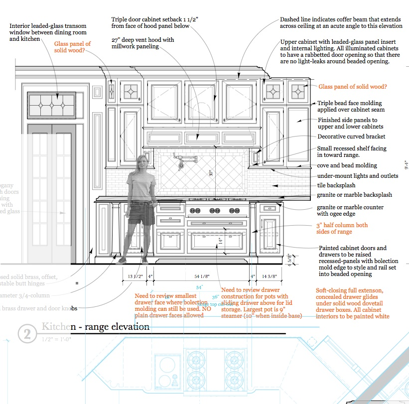 Kitchen Floor Plans And Elevations: » 2012 » March