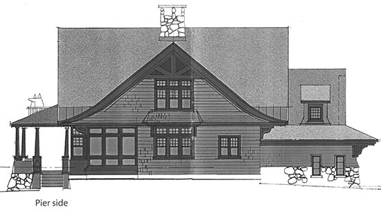 sketch elevation