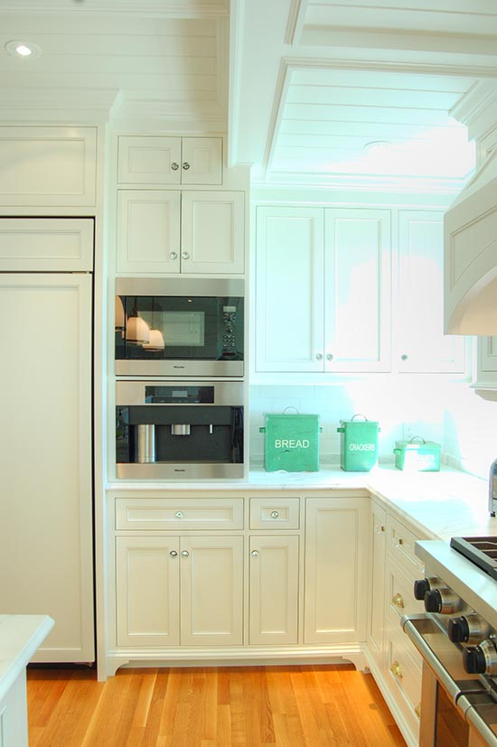 Custom maine kitchen